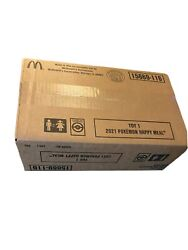 Pokemon 25th Anniversary Mcdonalds Sealed Packs Case Of 150 Toy 1 Available🚚💨