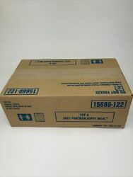Rare Toy 4 Pokemon Mcdonalds Factory Sealed Case Of 150 Packs In Hand Fast Ship