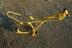 Ossa Yellow 350 Trial Telaio Con Forcellone Frame With Swinging Arm