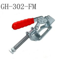 Galvanized Toggle Clamps Gh-302fm 1xquick Release Safe Push Pull Type Hand Tool