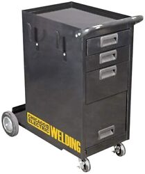 Chicago Electric Welding Cabinet