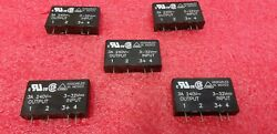 Crydom Solid State Relays Mp240d3 Output 3a 240v Input 3-32v Mexico Qty 5 Pcs