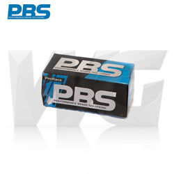 Pbs Prorace Rear Brake Pads For Renault Clio Iii 1.2 I 2006- Lucas/trw