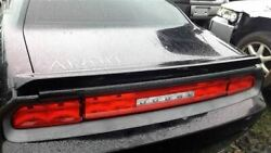 Trunk/hatch/tailgate Sxt With Spoiler Fits 08-14 Challenger 16861052