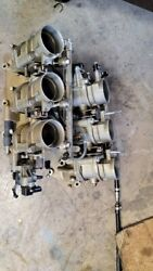 Yamaha F200/f225/f250 4 Stroke Intake Manifolds Complete With Injectors