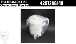 Subaru Wrx Sti 08-18 Forester 09-13 Impreza 08-11 Genuine Fuel Pump Filter Oem