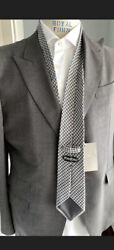 5920 Tom Ford Oand039connor Solid Brown Gray Suit Size 58 It / 48l U.s. Nwt Italy