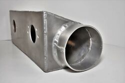 Austin Healey 100-4 Intake Cold Air Boxandhose-- Made By Denis Welch Motorsport