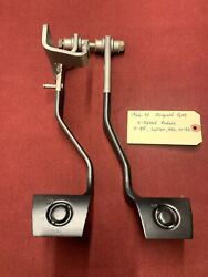 1967-72 Original Oldsmobile F-85 Cutlass 442 W-30 H/o 3 And 4-speed Pedals