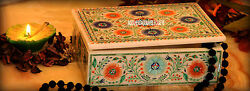 6x4x2and039and039 Marble Trinket Jewelry Box Rare Stone Marquetry Arts Inlay Decor H3668