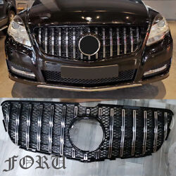 Front Grille Gt Grill Fit Mercedes-benz W251 R-class R350 2010-2017 2518801583