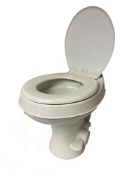 Dometic 300 Rv Toilet 18 High Profile White Tiny House Camper 9108765622
