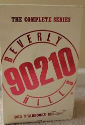 Beverly Hills 90210 The Complete Series Dvd, 2013 Dvd Yearbooks 1990-2000