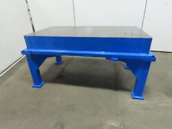 Cast Iron 1 Thick Web Top Layout Inspection Work Welding Table Bench 65x36x34