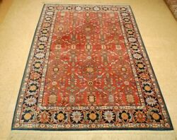 Vintage Authentic Karastan Serapi Pattern 729 Rug 5and0399 X 9and039 Great American Art