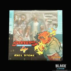 New Rare Storm Collectibles Axel Storm Streets Of Rage 4 Iv Sega In Stock 1/12