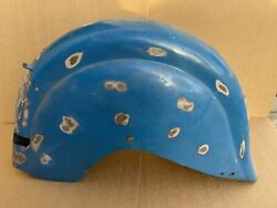 Indian Motorcycle Vintage Sport Scout Skirted Rear Fender E-107