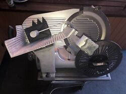 Hobart Hs6 13 Manual Deli Meat Cheese Slicer + Blade Removal Tool Commercial