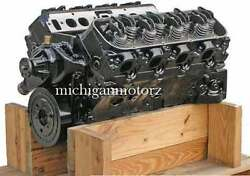 7.4l 454 Ci Marine Engine - Mk 4 1990 And Earlier - Remanufactured