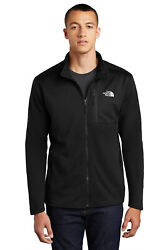 New Mens The North Face Skyline Fleece Full Zip Jacket Coat $56.31