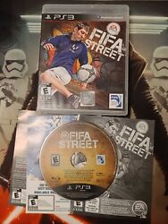 Ps3 Fifa Street And Fifa 13 Complete