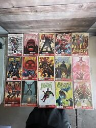 Marvel Now Uncanny Avengers Lot 1-24in Great Condition