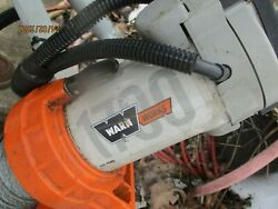 Used Warn Works 1700 Power Truck Winch/never Used Unit After Building Her Stand
