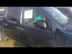 Passenger Front Door Without Body Side Moulding Fits 12-18 Frontier 16902596