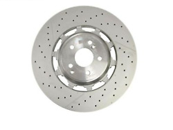 New Oem Mercedes-benz S Coupe C217 Amg Front Brake Disc A2224212612 Genuine