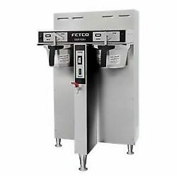 Professionally Refurbished As-is Fetco Dual Thermal Brewer Cbs-52h-no Containers