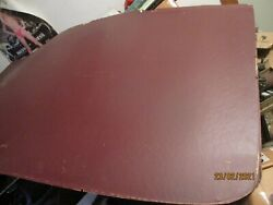 Used 1973-79 Ford F100 Headliner/burgundy Clean Stout Original/stored 20 Years