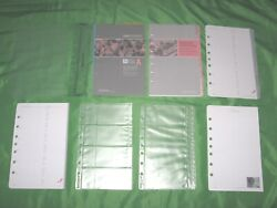 Classic 1 Year Undated Refill Lot Pink Ribbon Day Runner Planner Franklin Covey