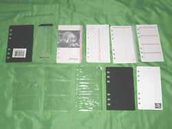 Portable 1 Year Refill Lot Pink Ribbon Day Timer Planner Compact Franklin Covey