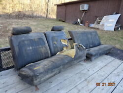 1970,71,1972 Chevelle Used Front Bench Seat. Malibu Or Ss 350 396 454