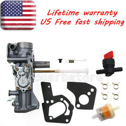 Carburetor Carb For Briggs And Stratton 499953 495457 92200 80200 Engine 3hp-3.5hp