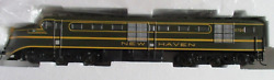 Ho Proto 1000 New Haven Dl-109 Powered Diesel Locomotive Nh 0749