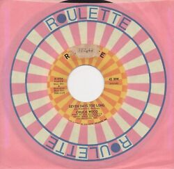 Northern - Chuck Wood - Seven Days Too Long - Roulette R-4754 Hear