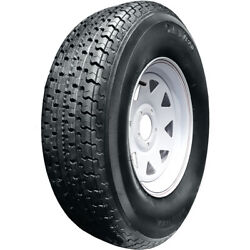 2 Tires Omni Trail St Radial St 205/75r15 Load D 8 Ply Trailer