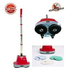 Commercial Grade Buffer Machine Floor Cleaner Scrubber Tile Carpet Cement Wood