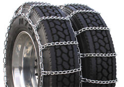 Highway Service Dual 225/70r19.5 Truck Tire Chains