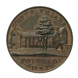 Warwickshire Coventry Kempson's Halfpenny Token 1797 White Friars Dandh 267a