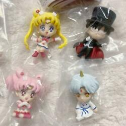 Sailor Moon Eternal Hugcot All 7 Types Complete No Capsule From Japan New