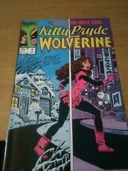 Kitty Pryde And Wolverine Limited Series
