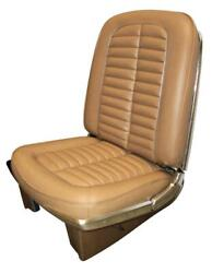 Galaxie 500xl Seat Upholstery For Front Buckets Only 1964