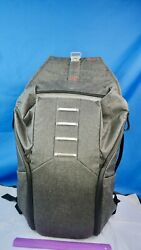 Peak Designs Everyday Backpack 30l Charcoal Old Store Stock L@@k