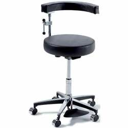 Ritter 278 Air Lift Procedure Stool With Auto Locking Casters