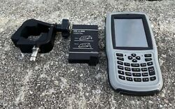 Champion Instruments Hc3 Data Collector W/ Survce Great Shape