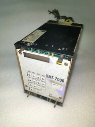 Digital Multicurve Phase And Earth Overcurrent Relay Rms 7000