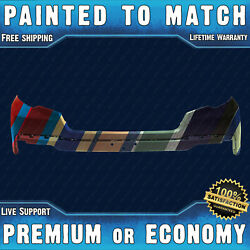 New Painted To Match - Front Upper Bumper For 2017-2020 Honda Ridgeline 17-20