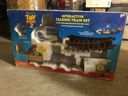 Toy Story 2 Train-set With A Controller   Antique   Gently Used